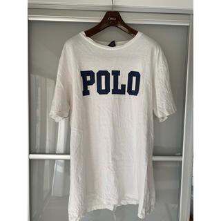 ポロラルフローレン(POLO RALPH LAUREN)のPolo Ralph Lauren デカロゴ クルーネックTシャツ(Tシャツ/カットソー(半袖/袖なし))