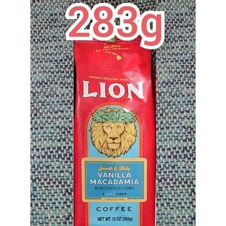 ライオン(LION)のライオンコーヒー バニラマカダミア 283g(コーヒー)