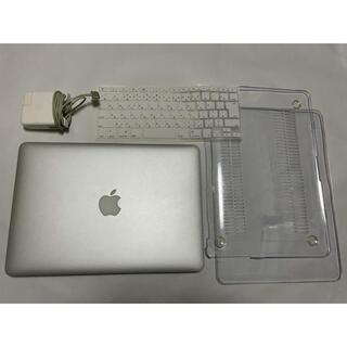 Apple - 【美品】MacBook Air 13inch 256GB 4GB Core i5