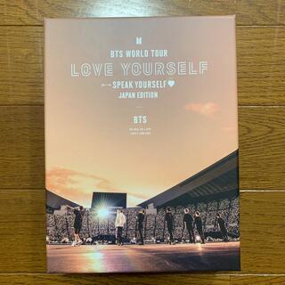 ボウダンショウネンダン(防弾少年団(BTS))の【公式】BTS SYS 日本公演 DVD 初回限定盤(ミュージック)