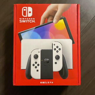 Nintendo Switch - 新品未開封 Nintendo Switch(有機ELモデル) ホワイト