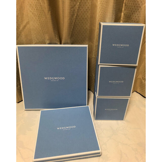 WEDGWOOD - ウェッジウッド空箱 5箱