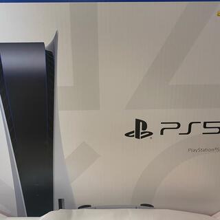 SONY - PlayStation5本体 CFL-1100A01
