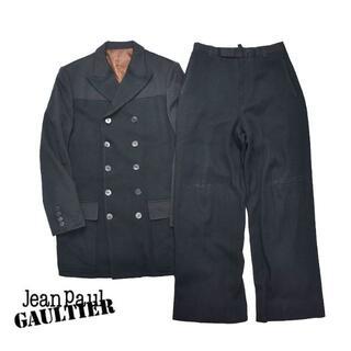 Jean-Paul GAULTIER - Jean Paul GAULTIER CLASSIQUE セットアップ 黒 48