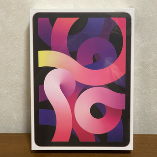 Apple - Apple iPad Air4 10.9 Wi-Fi 64GB ローズゴールド