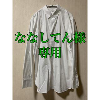 UNIQLO - 未使用 Mサイズ UNIQLO +J スーピマコットンレギュラーフィットシャツ
