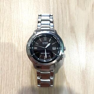【電波ソーラー】CITIZEN ECO-DRIVE 腕時計