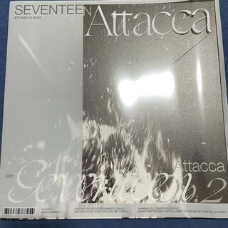 SEVENTEEN - SEVENTEEN Attacca ヒポチ ブックレット Op.2