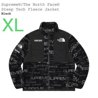 Supreme - Supreme The North Face Fleece Jacket  XL