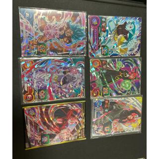 ドラゴンボール(ドラゴンボール)のスーパードラゴンボールヒーローズ 9ポケットバインダーセット pbbs9(カード)