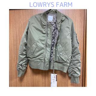 ローリーズファーム(LOWRYS FARM)のLOWRYS FARM  中綿 M Aー1(ブルゾン)