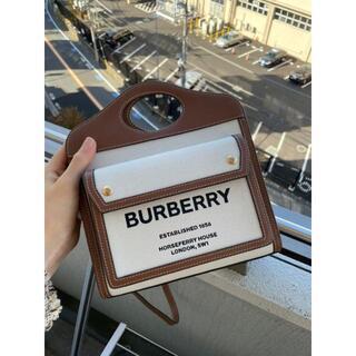 BURBERRY - Burberry バーバリー バッグ 新作 早い者勝ち