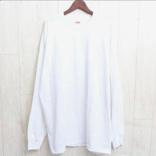 Supreme - Supreme メンズ XL ビックT 長袖Tシャツ【アメリカ直買付】