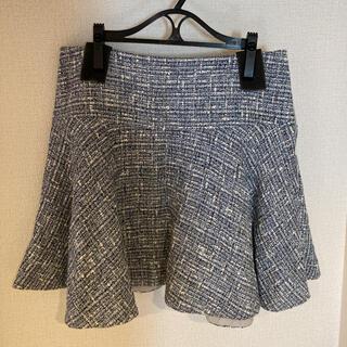JILLSTUART - ジルスチュアート ツイードスカート