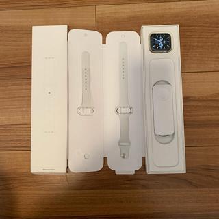 アップルウォッチ(Apple Watch)の売り切りたいので最終値下げ!Apple Watch Series6 44mm(その他)