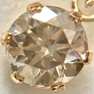 【新品】K18イエローゴールドダイヤモンドのペンダントトップ