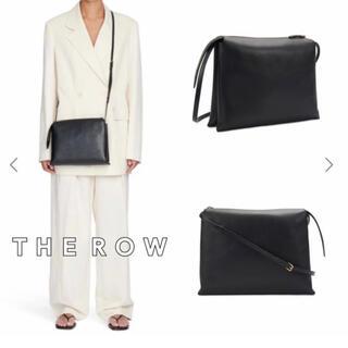 ロンハーマン(Ron Herman)の値下◆美品◆The row Nu Twin Bag ザロー ブラック 黒 (ハンドバッグ)