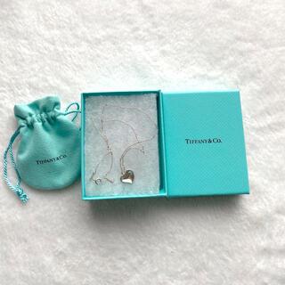 ティファニー(Tiffany & Co.)のTiffany ティファニー クローズド フル ハート ネックレス ペンダント(ネックレス)