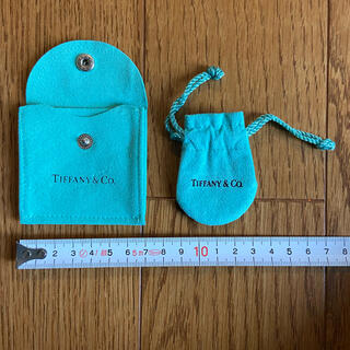 ティファニー(Tiffany & Co.)のティファニーのアクセサリー袋 2点(その他)