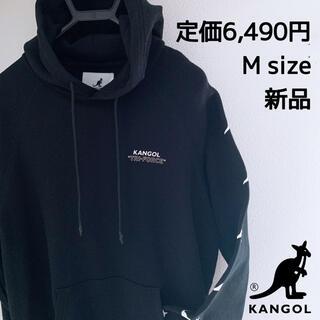 KANGOL - 新品 カンゴール パーカー Mサイズ ブラック KANGOL
