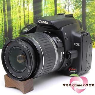 Canon - キャノン Kiss N☆シンプル操作の一眼レフ☆2089