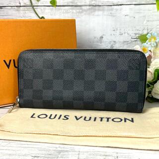 LOUIS VUITTON - ✨良品✨ルイヴィトン ヴェルティカル 長財布 ダミエグラフィット 正規品✨