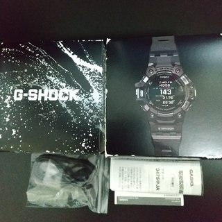 G-SHOCK - CASIO G-SHOCK G-SQUAD GBD-H1000-1JR