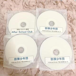 防弾少年団(BTS) - 🌼bB様専用ページ🌼防弾少年団 BTS DVD 4枚セット❕