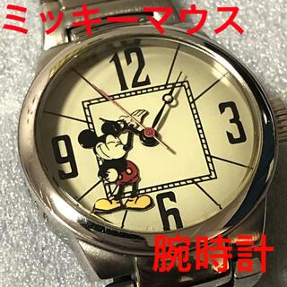 ミッキー ミッキーマウス 腕時計 ヴィンテージ レトロ