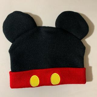 ミッキーマウス(ミッキーマウス)の東京ディズニーリゾート ミッキーマウス ニット帽(帽子)