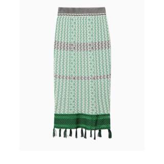 mame - mamekurogouchi 20ss スカート
