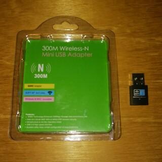 300M Wireless-N Mini USB Adapter