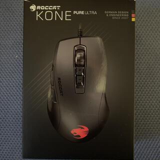 ROCCAT KONE PURE ULTRA BLACK ゲーミングマウス