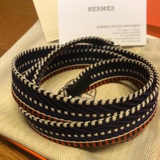 エルメス(Hermes)の★新品未使用★  エルメス バンドリエール105㎝(その他)