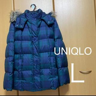 UNIQLO - ユニクロ プレミアムダウン L