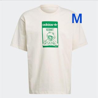 adidas - アディダス スタンスミス カーミット Disney コラボ Tシャツ Mサイズ