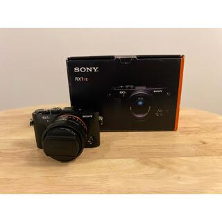 SONY - SONY Cyber−Shot RX DSC-RX1RM2