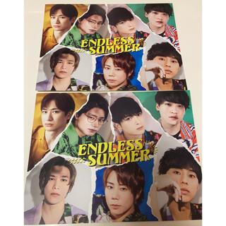 Kis-My-Ft2 - キスマイ ENDLESS SUMMER  特典 ポストカード