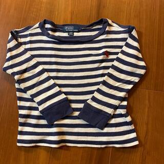 ポロラルフローレン(POLO RALPH LAUREN)のラルフローレン ロンT ストラップ 90(Tシャツ/カットソー)