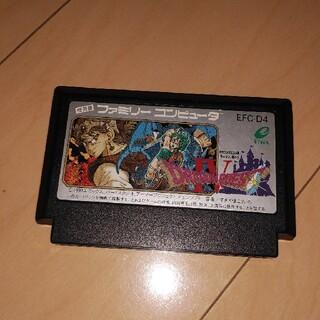 ファミリーコンピュータ(ファミリーコンピュータ)のドラゴンクエスト ファミコン カセット (家庭用ゲームソフト)