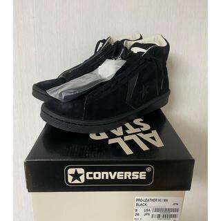 nonnative - 新品 converse × nonnative pro leather 26cm