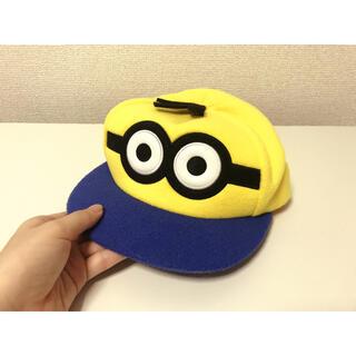 ミニオン(ミニオン)の【USJ正規品】ミニオン キャップ 帽子(帽子)
