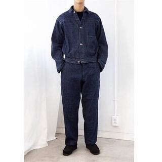 COMOLI - COMOLIコモリ 20ss デニムジャケット