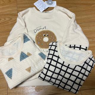 フタフタ(futafuta)の新品未使用テータテートドーナツトレーナーフタフタシャツ(Tシャツ/カットソー)