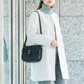 【最終値下げ】ロペピクニック ノーカラージップコート ホワイト M
