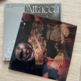 SEVENTEEN - seventeen attacca フォトブック Op.2 ヒポチ