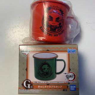 鬼滅の刃ローソン1番くじ/きゅんキャラプラカップ/煉獄杏寿郎さん