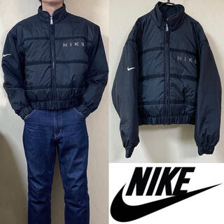 NIKE - 90's NIKE ナイキ ダウンジャケット ナイロンジャケット 中綿