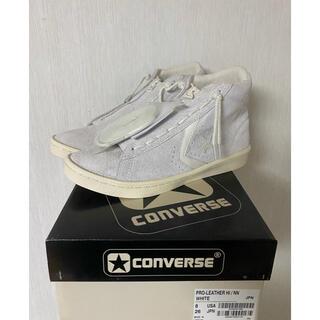 CONVERSE - 新品 converse × nonnative pro leather 26cm