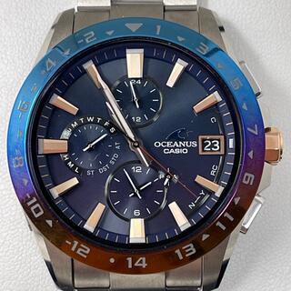 CASIO - 超美品 OCEANUS OCW-T3000C-2AJF 電波ソーラー 15周年